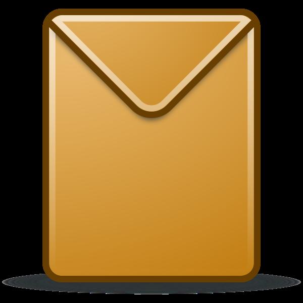 Brown envelope image