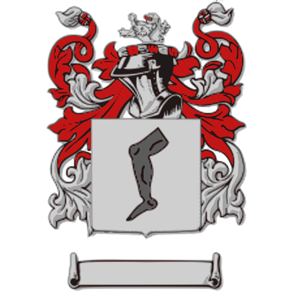 Gillman family coat of arms