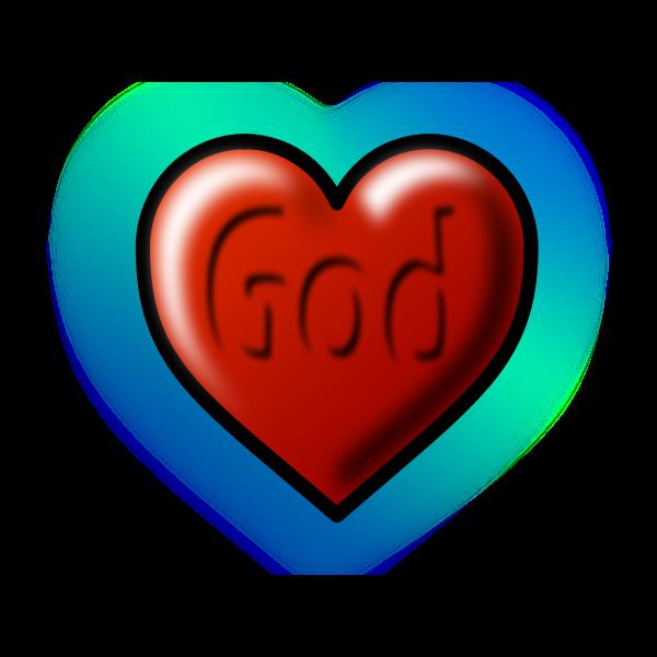 God Heart (Editable Text)