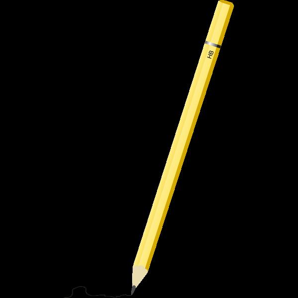 Doodleing pencil