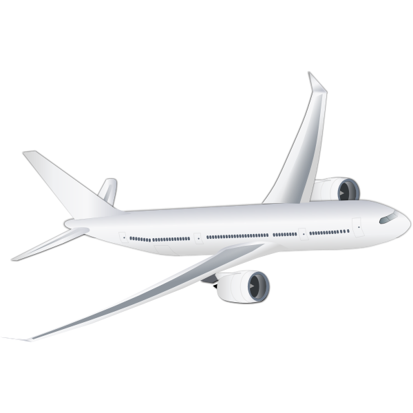 Plane Vector Image Free Svg