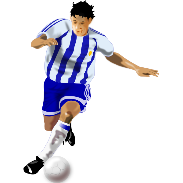 futbolista (soccer player)