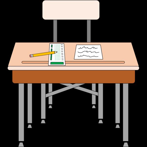 Empty school seat