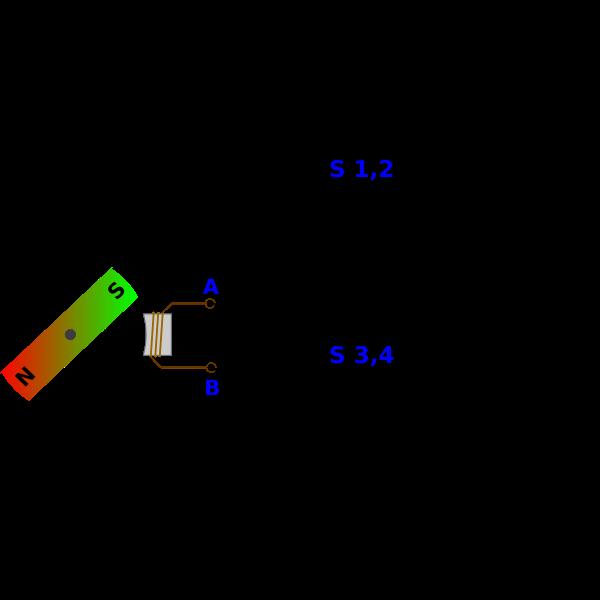 schrittmotor spule 02 b