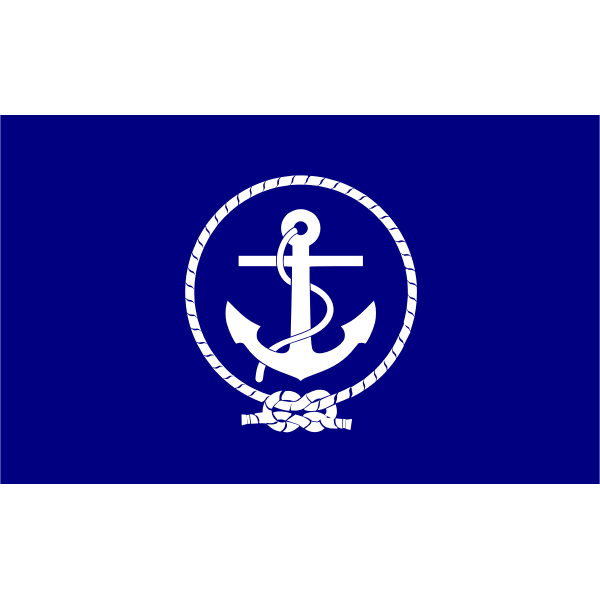 Sea Scout Flag Vector