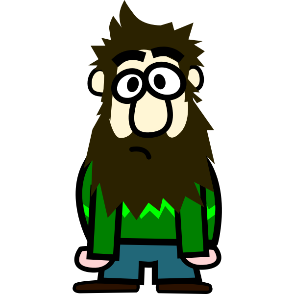 Bearded man-1574669443