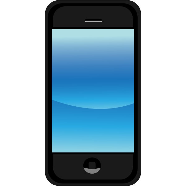 Iphone vector illustration
