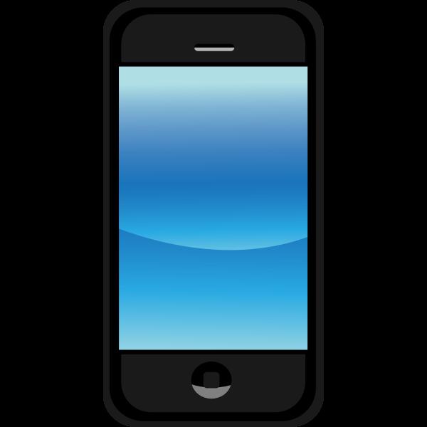 Iphone vector illustration