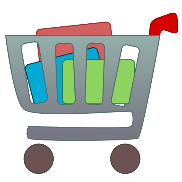 Shoping cart | Free SVG