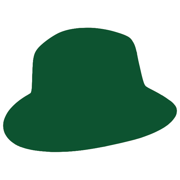Hat silhouette