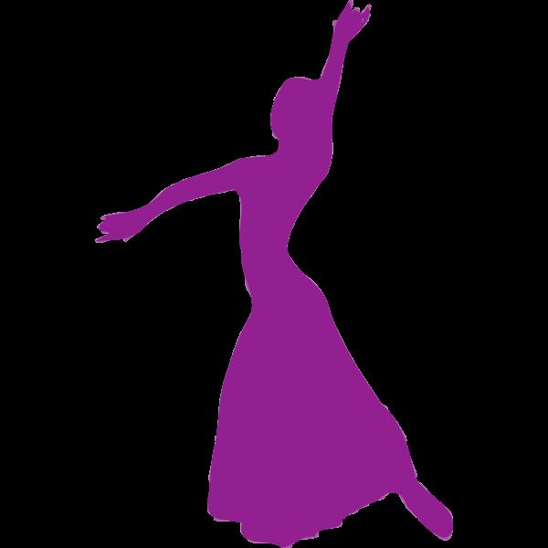 Flamenco dance move