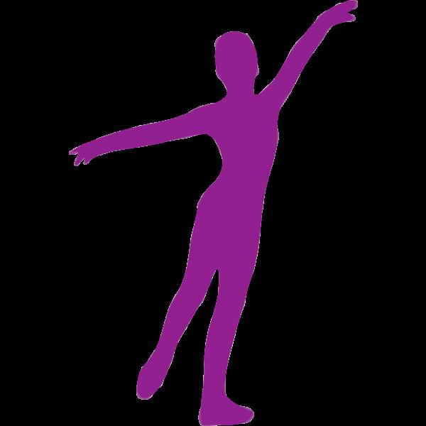Moving dancer