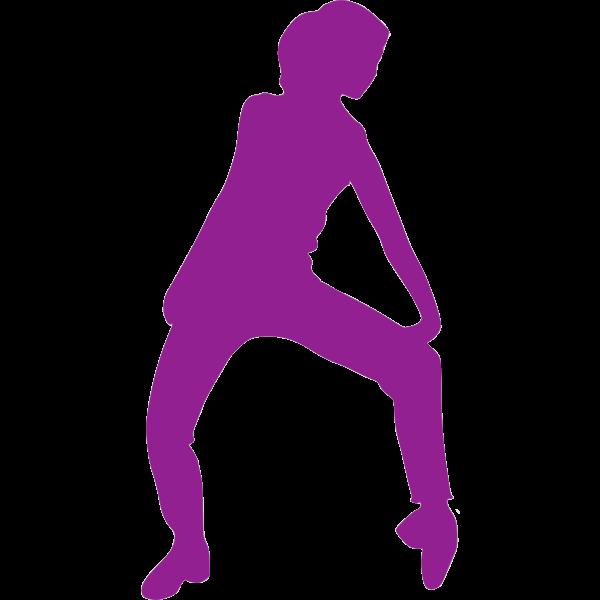 Girly dancing