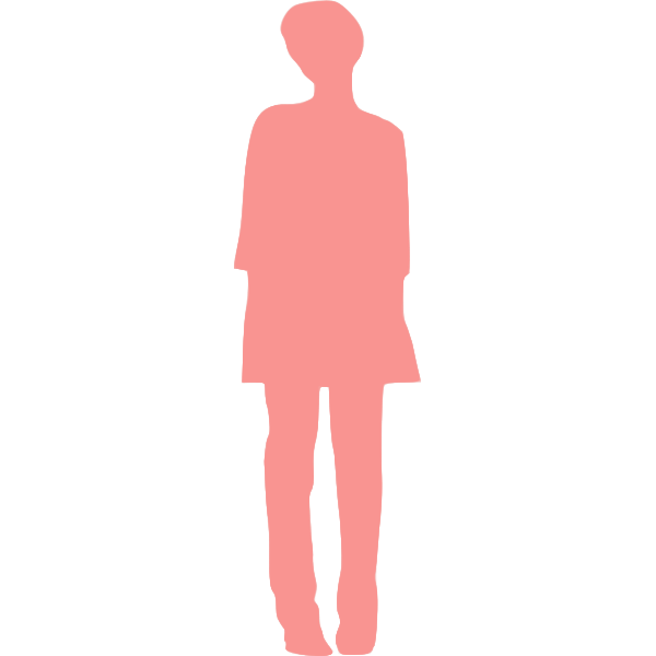 Pink female image