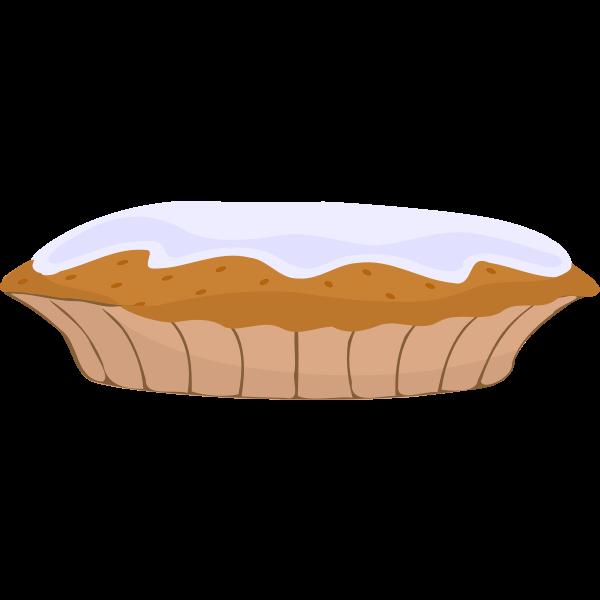 Cartoon pie