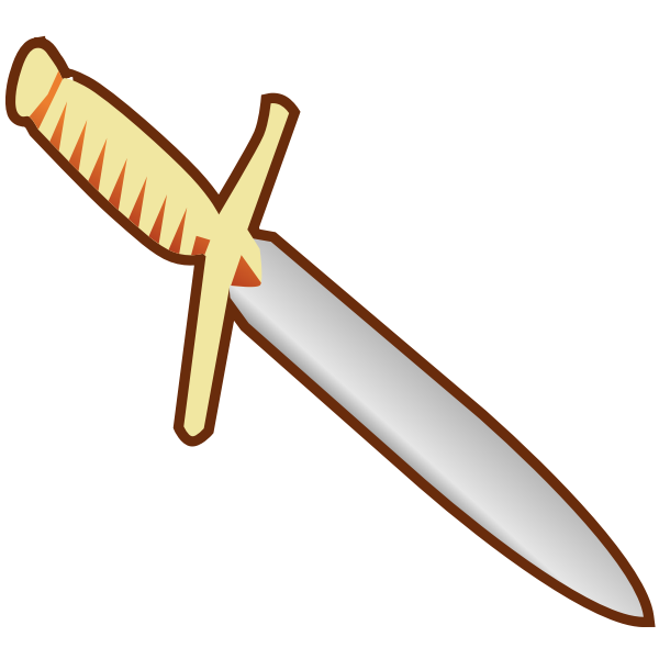 Pagan knife