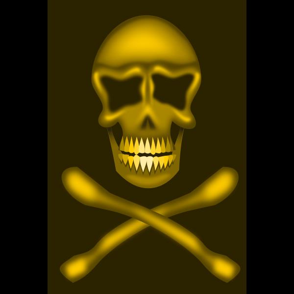 skull and cross bones?