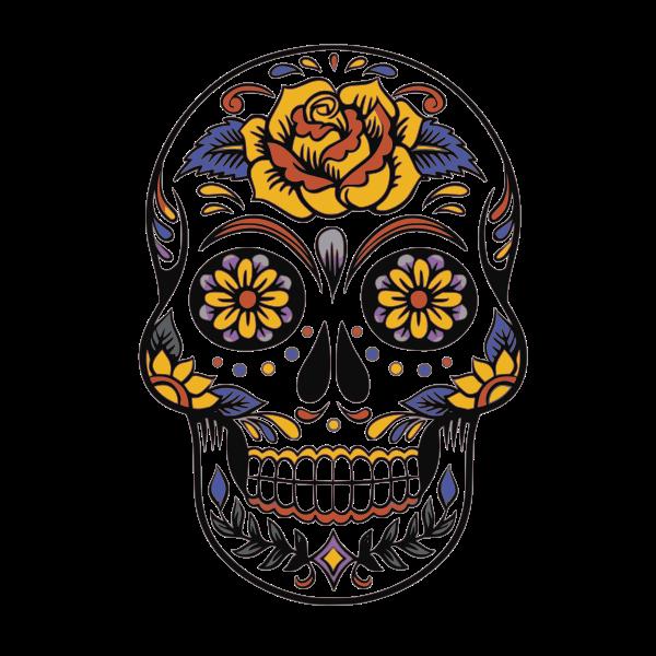Decorative skull