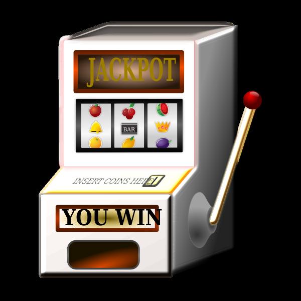 Slot Machine Grand Ma Svg