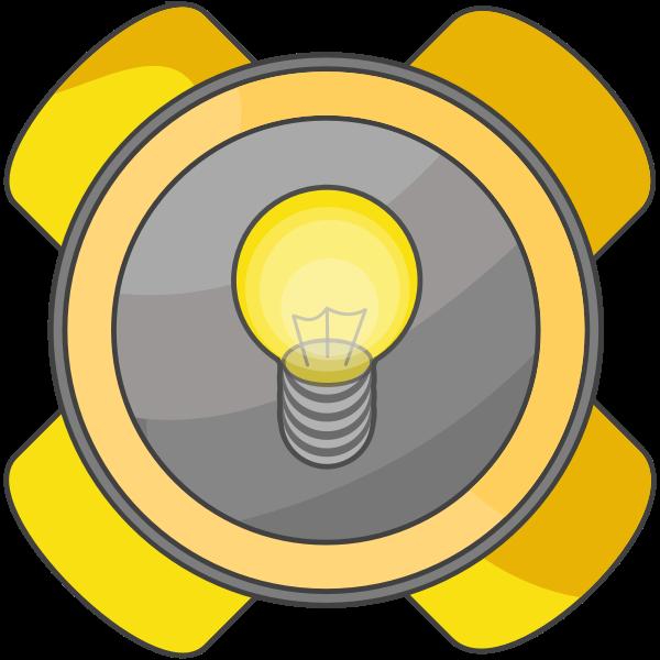 ''Best idea'' award badge