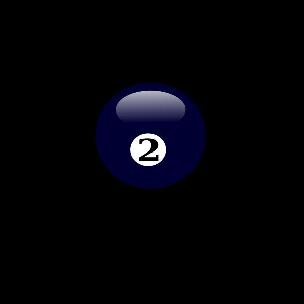 Black snooker ball
