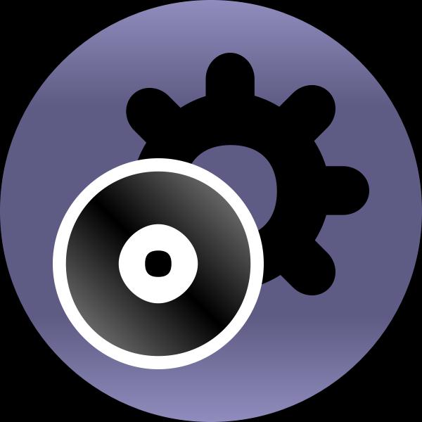 Software icon clip art