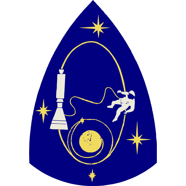 Space flight symbol