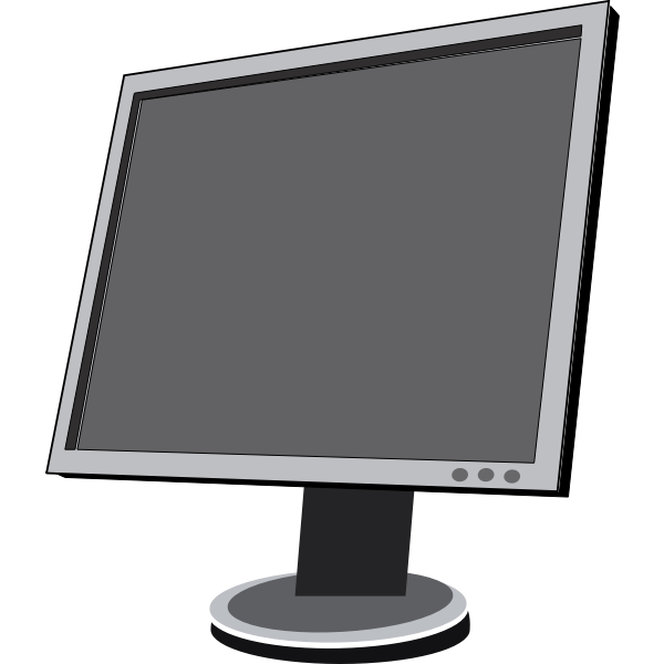 PC display vector drawing