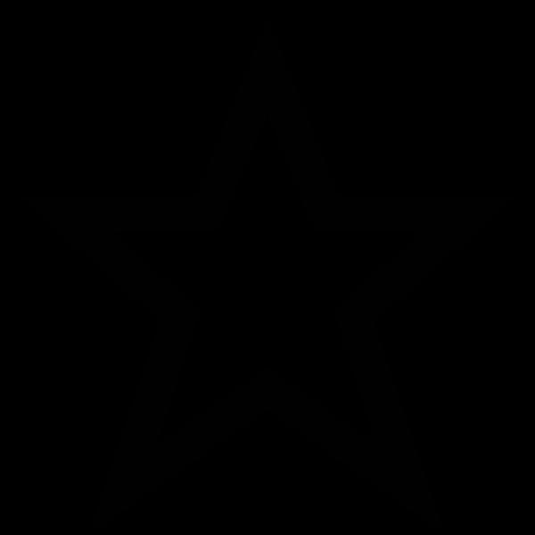 Stroked star