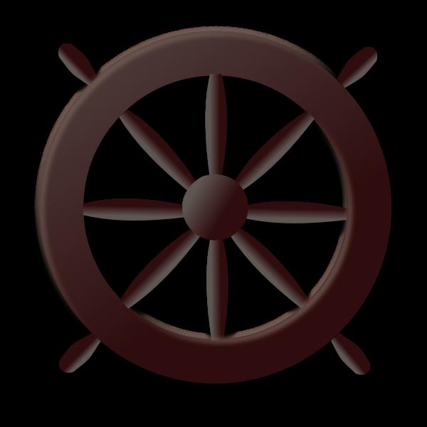 Image of a rudder