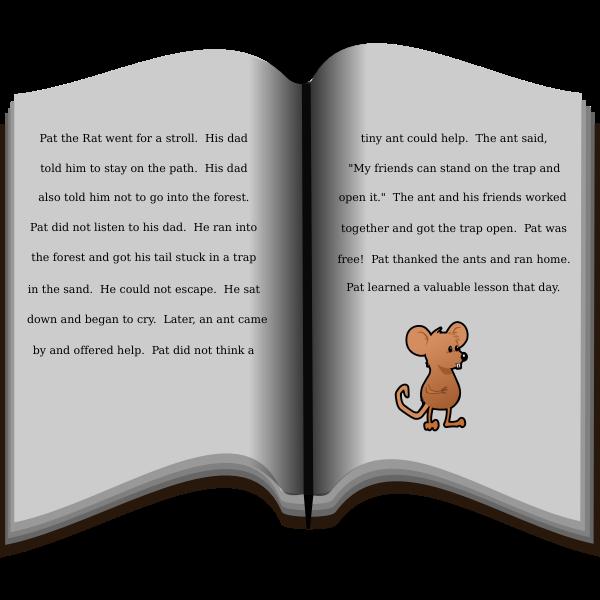 story book update