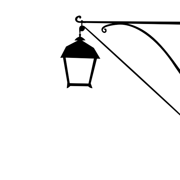 Street lamp image