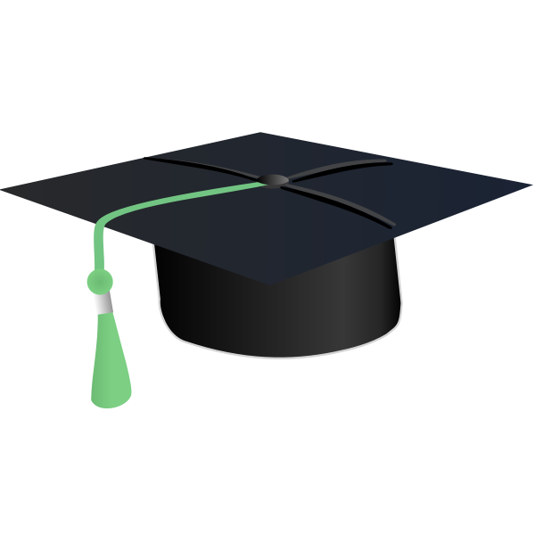 Student's hat