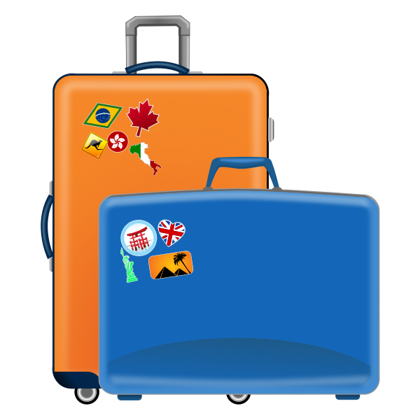Suitcases image