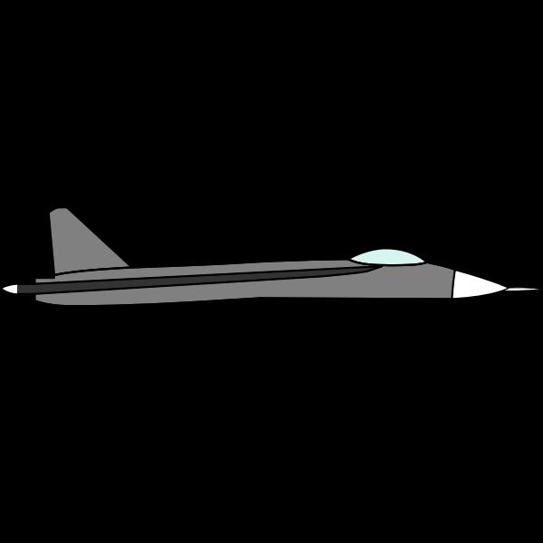 Sukhoi airplane