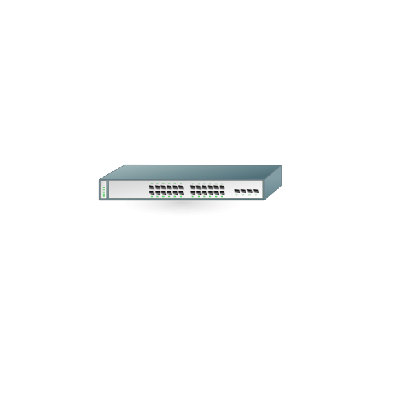 SF200-30P switch vector clip art