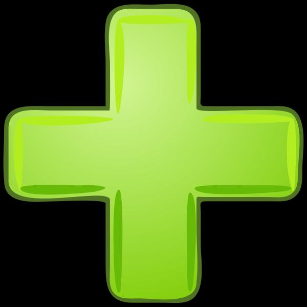 Green plus