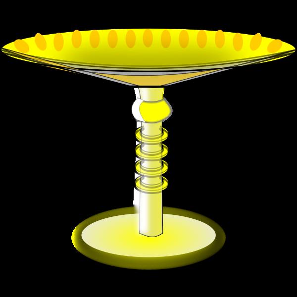 Ornamental cup