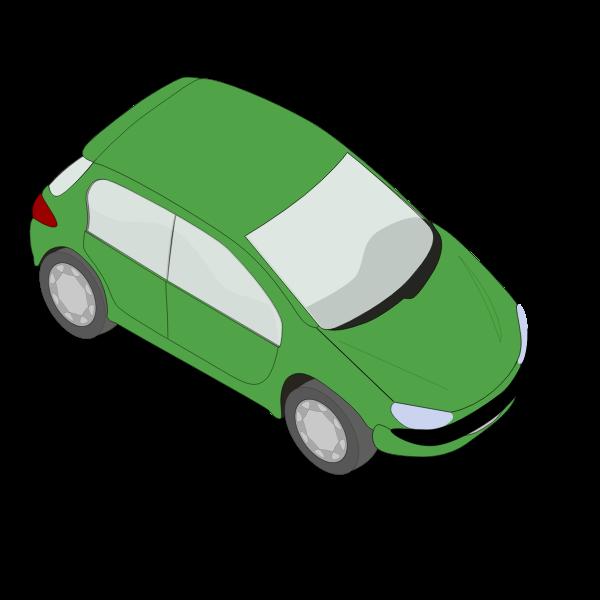 Peugeot 206 vector