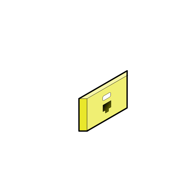 Telecommunication outlet