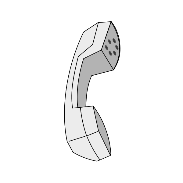 Simplified Telephone Reciever