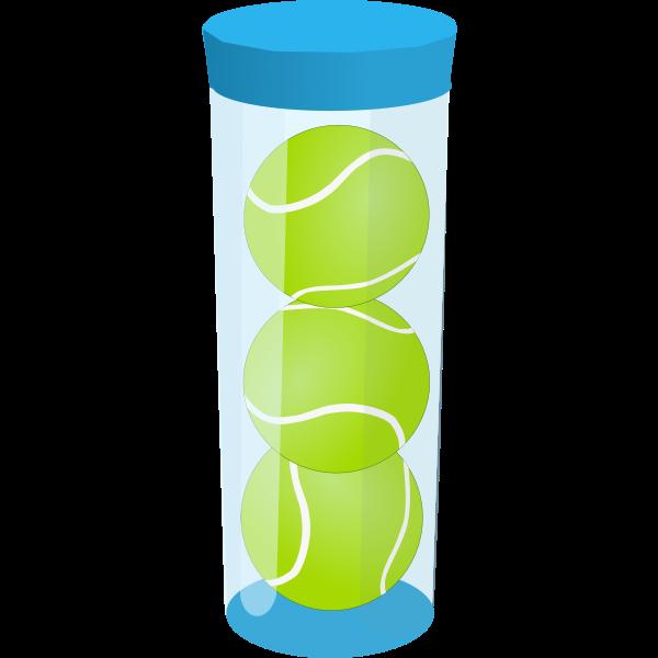 Tennis ball zube