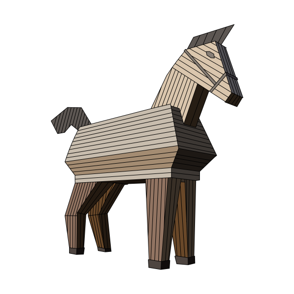 the horse 3108969