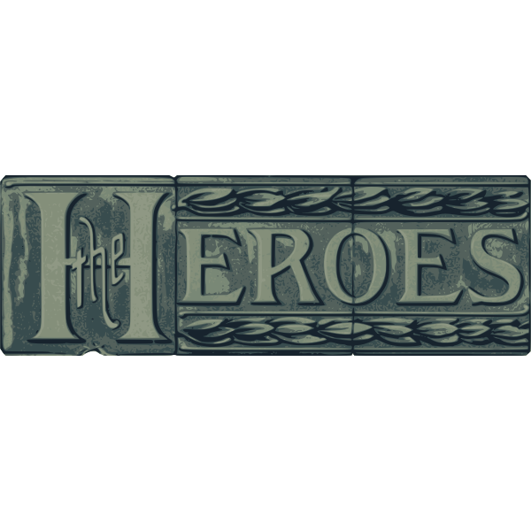 The Heroes - block title