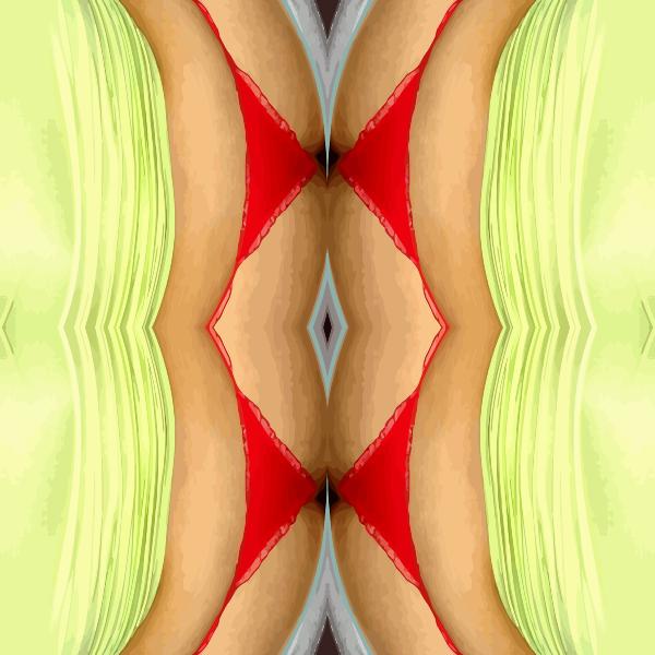 tikigiki abstract background 026