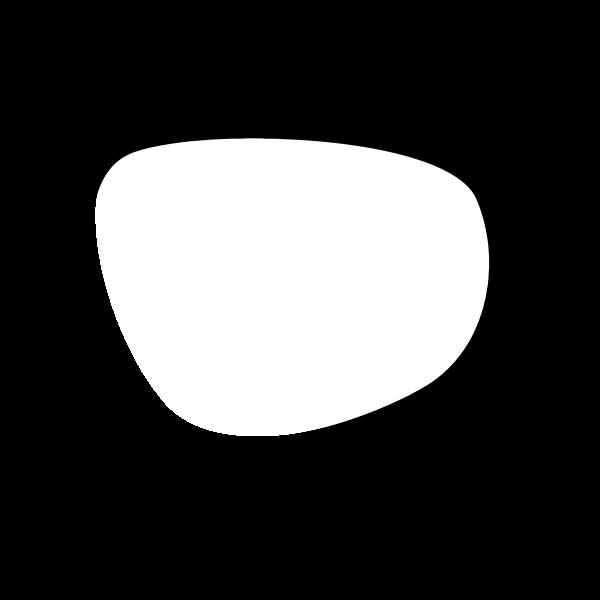 Vector illustration of abstract triangular retro frame
