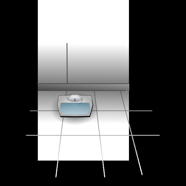 tiothy Bathroom Scale 1