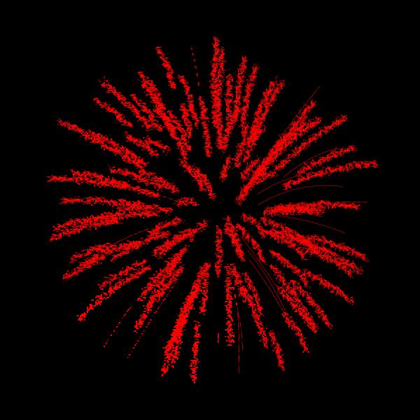firework rendering glitch