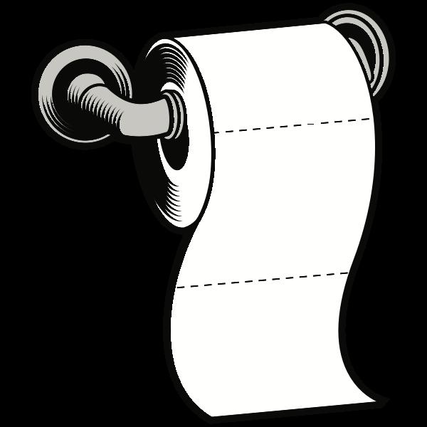 Toilet Paper 1574185046 Free Svg