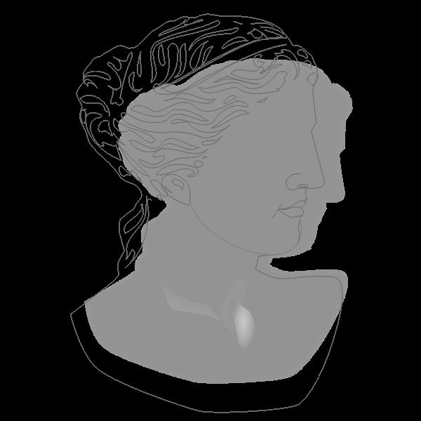 Venus de Milo-portrait